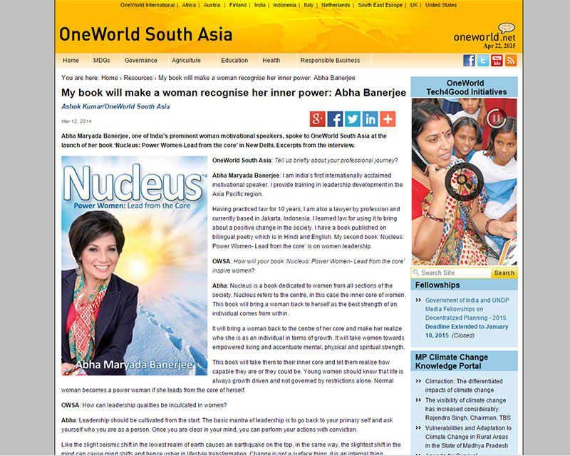 oneworld-south-asia